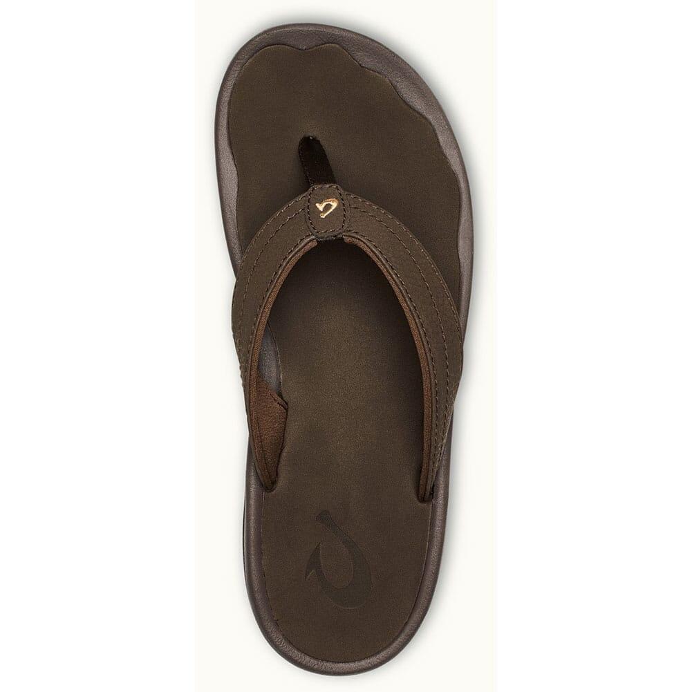 OluKai Women's Ohana Flip Flops - Dark Java
