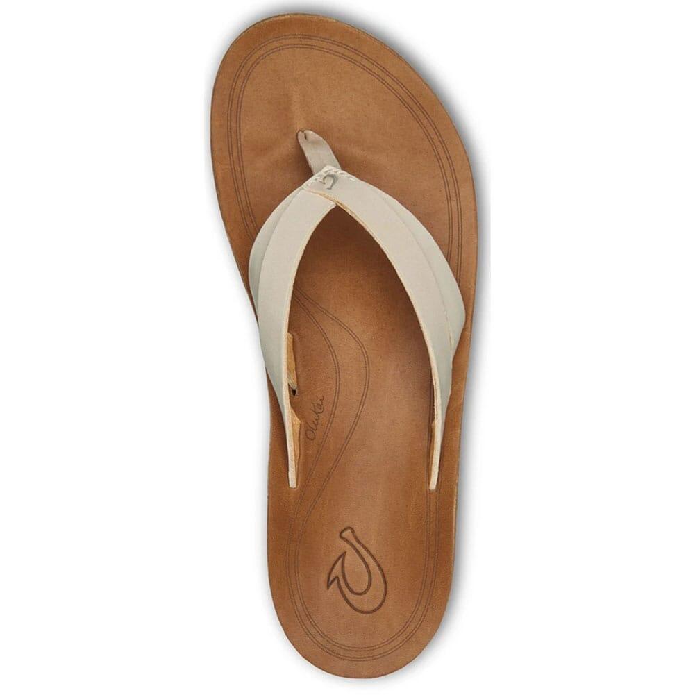 20374-2020 Olukai Women's Kaekae Flip Flops - Tapa/Tapa
