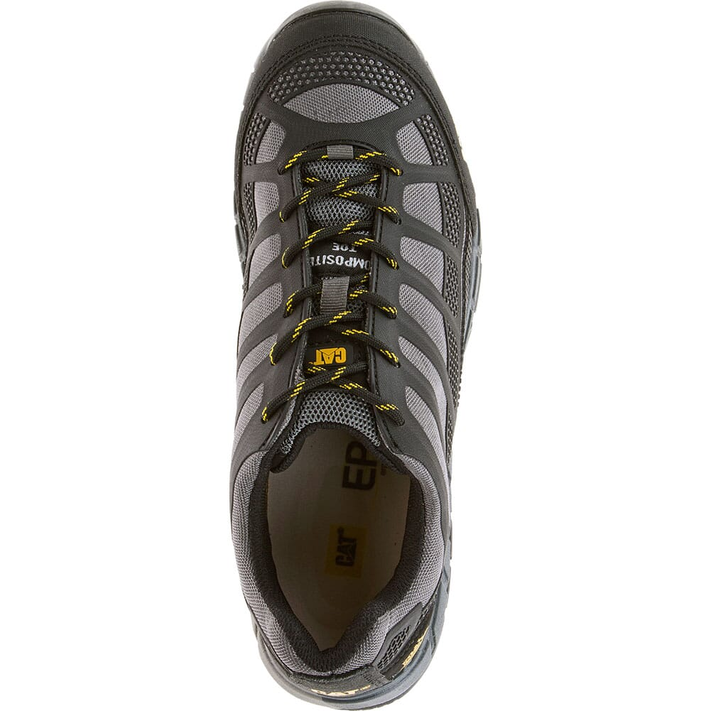 Caterpillar Men's Streamline Safety Shoes - Charcoal