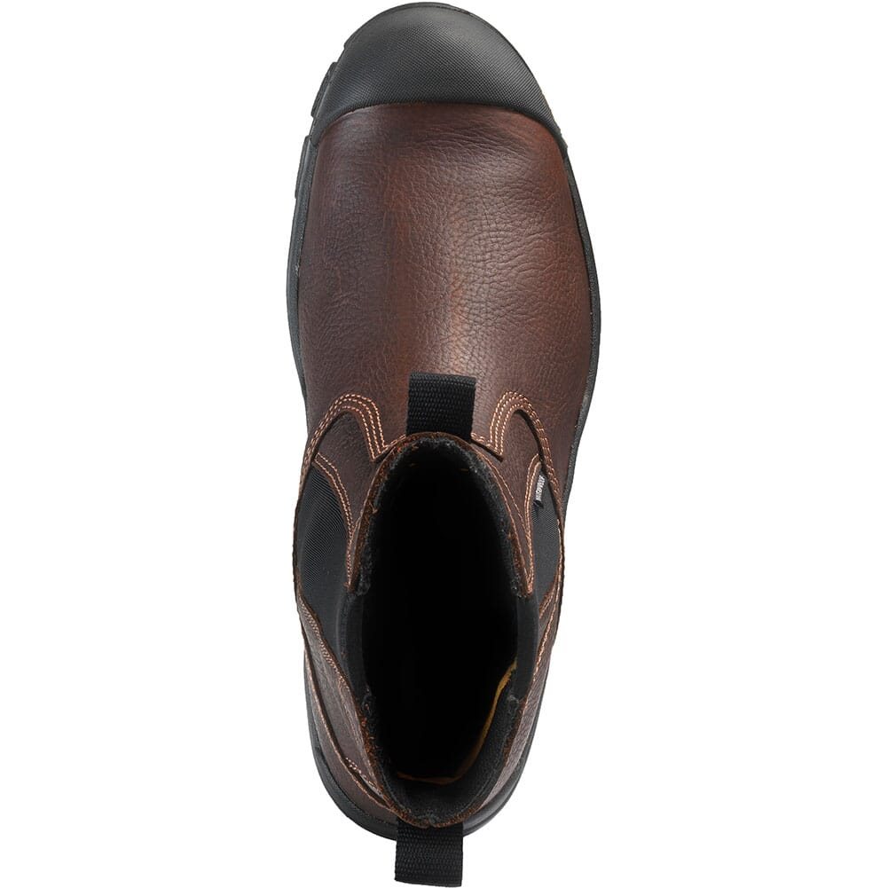 Caterpillar Men's Throttle WP Safety Boots - Tan