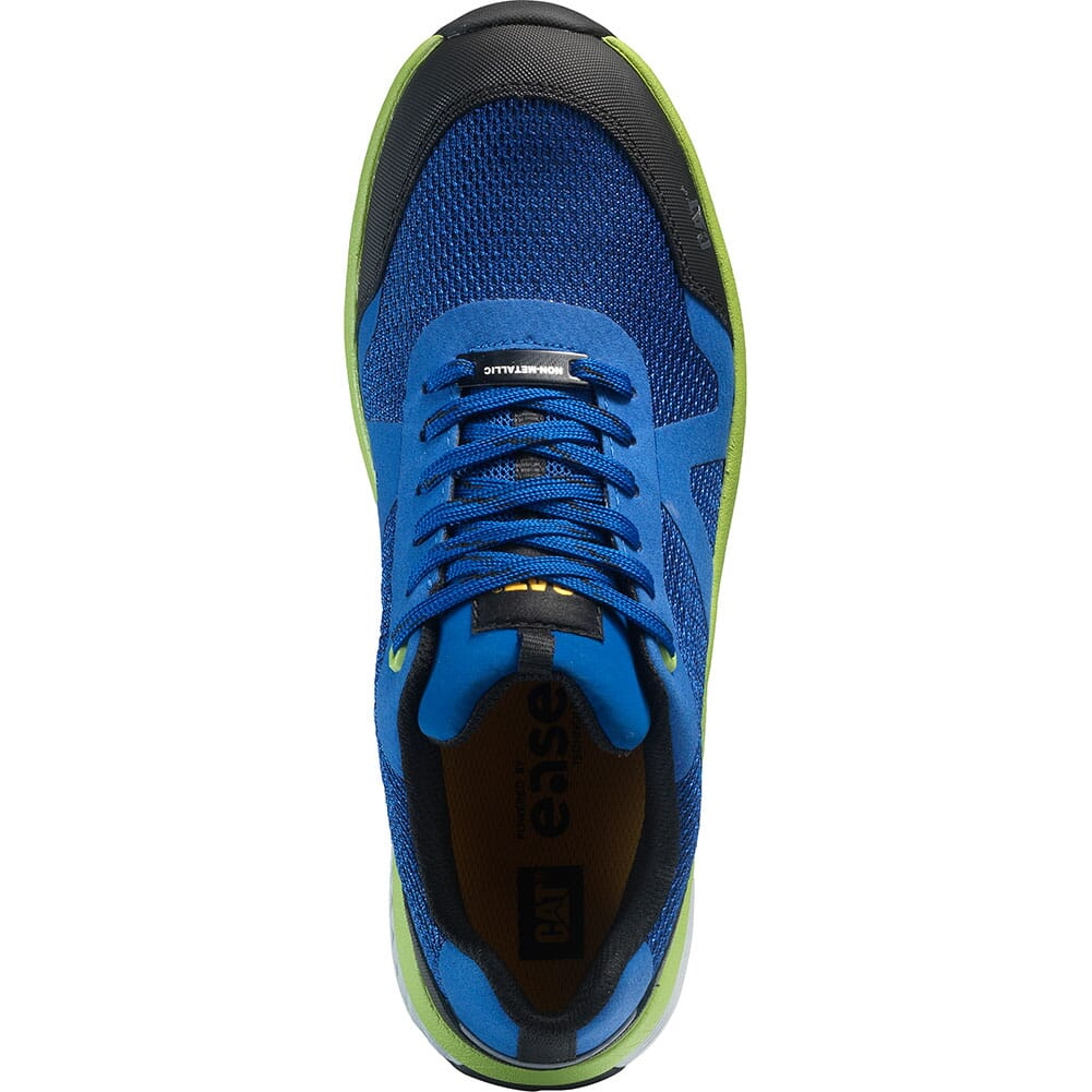 Caterpillar Men's Passage Safety Shoes - Blue