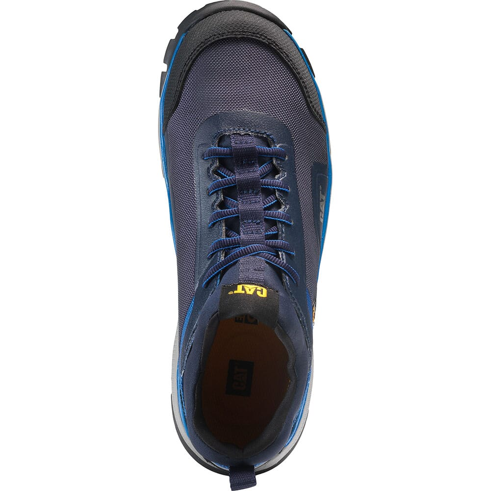 Caterpillar Men's Engage Safety Boots - Blue Nights