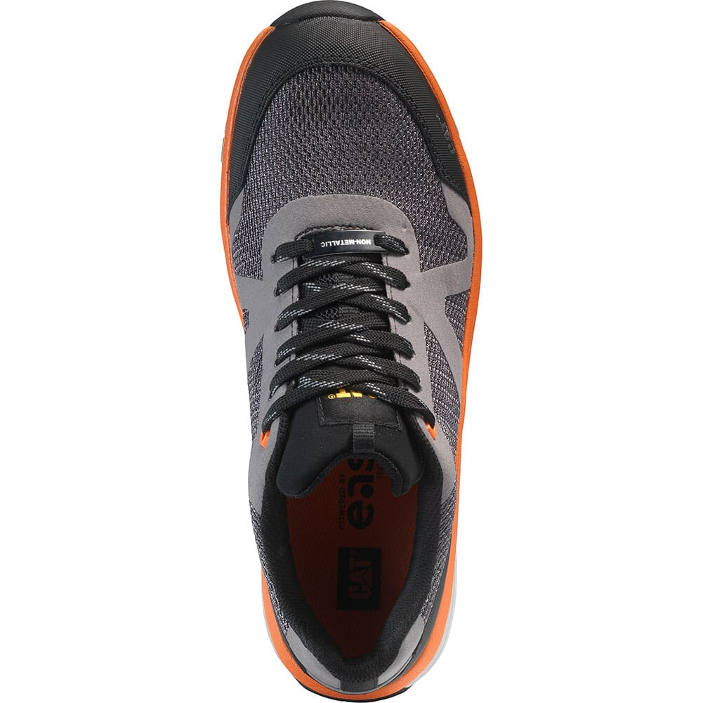 Caterpillar Men's Passage Safety Shoes - Charcoal