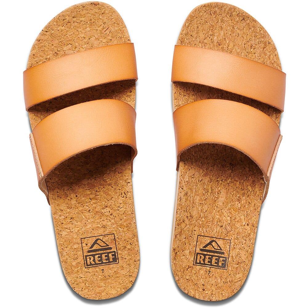 0A3YP5-NAT Reef Women's Cushion Vista HI Sandals - Natural