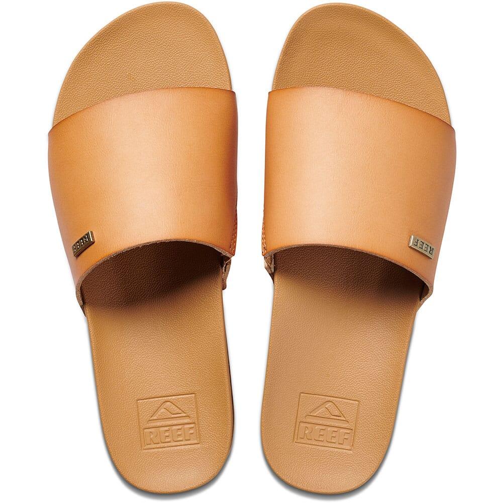 CI2981-NAT Reef Women's Cushion Scout Sandals - Natural