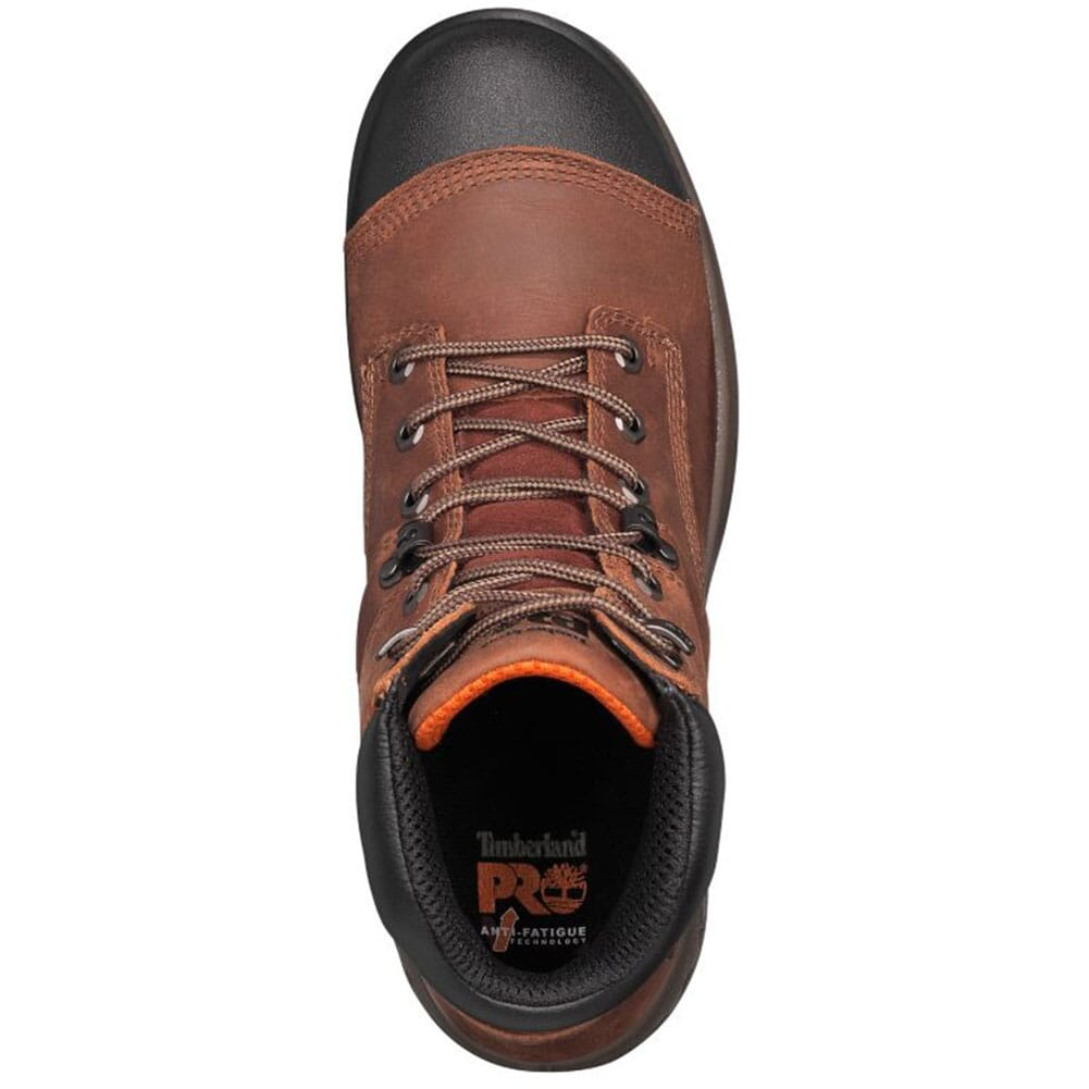 Timberland Pro Men's Helix HD Work Boots - Brown