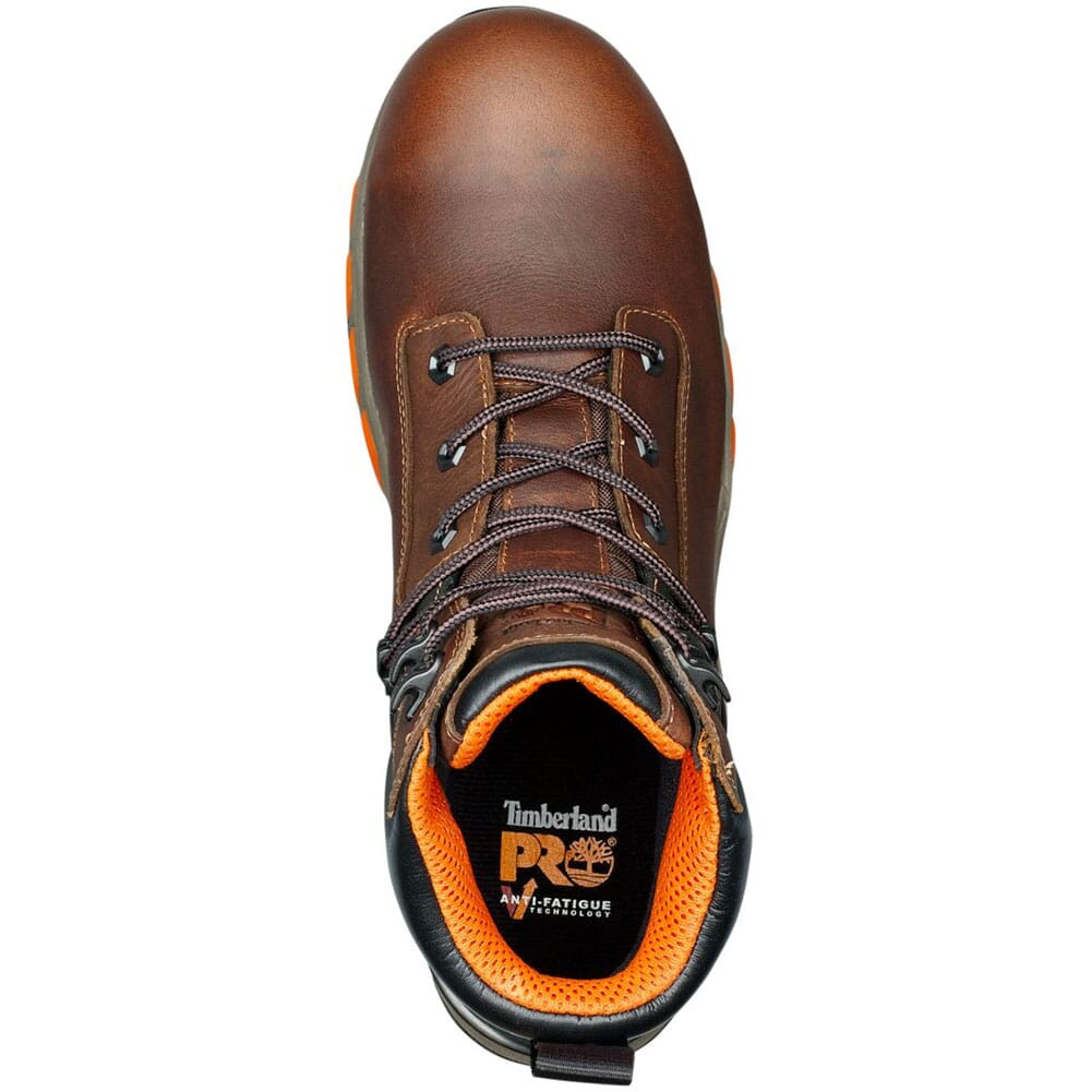 Timberland PRO Men's Hypercharge Safety Boots - Brown