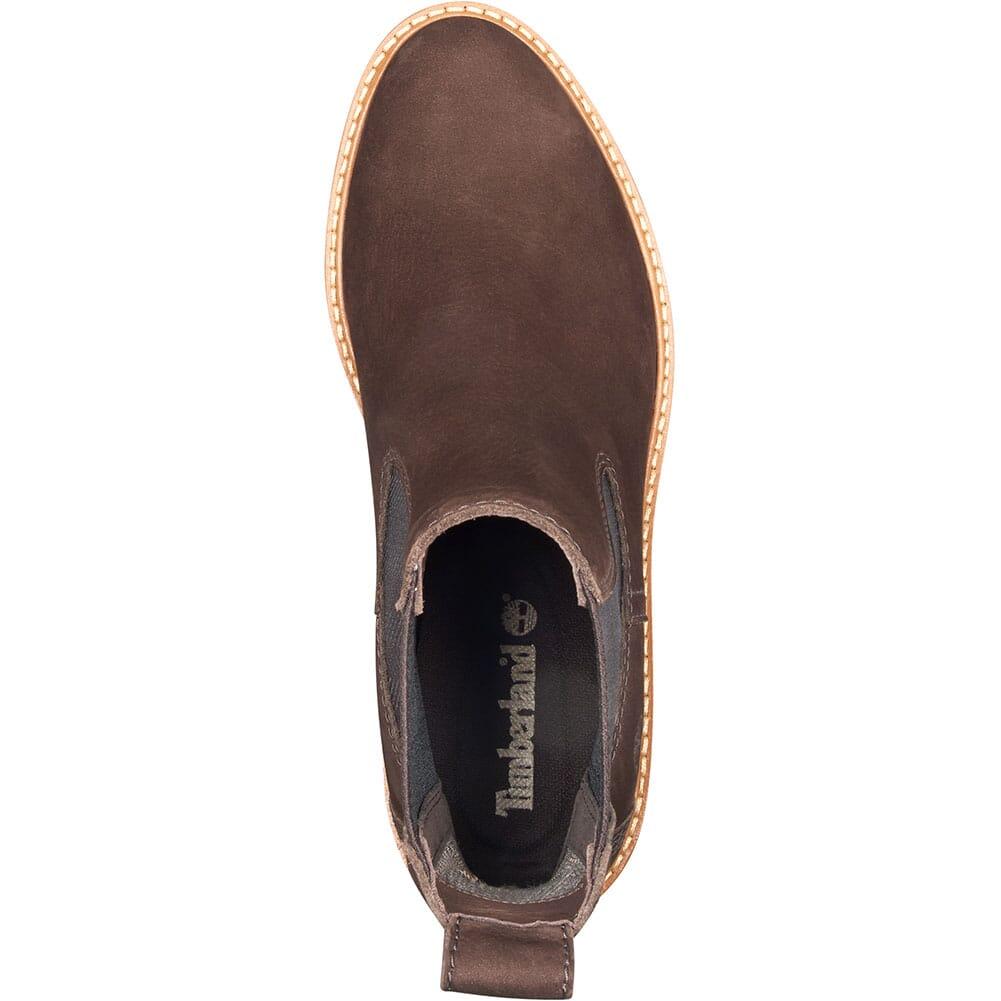 Timberland Women's Courmayeur Valley Chelsea Boots - Dark Brown