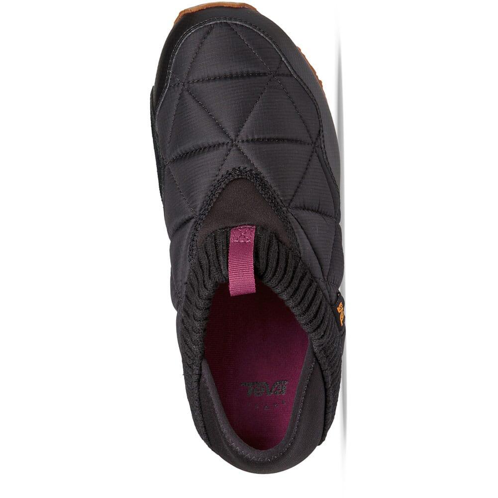 Teva Women's Ember Moc Casual Shoes - Black