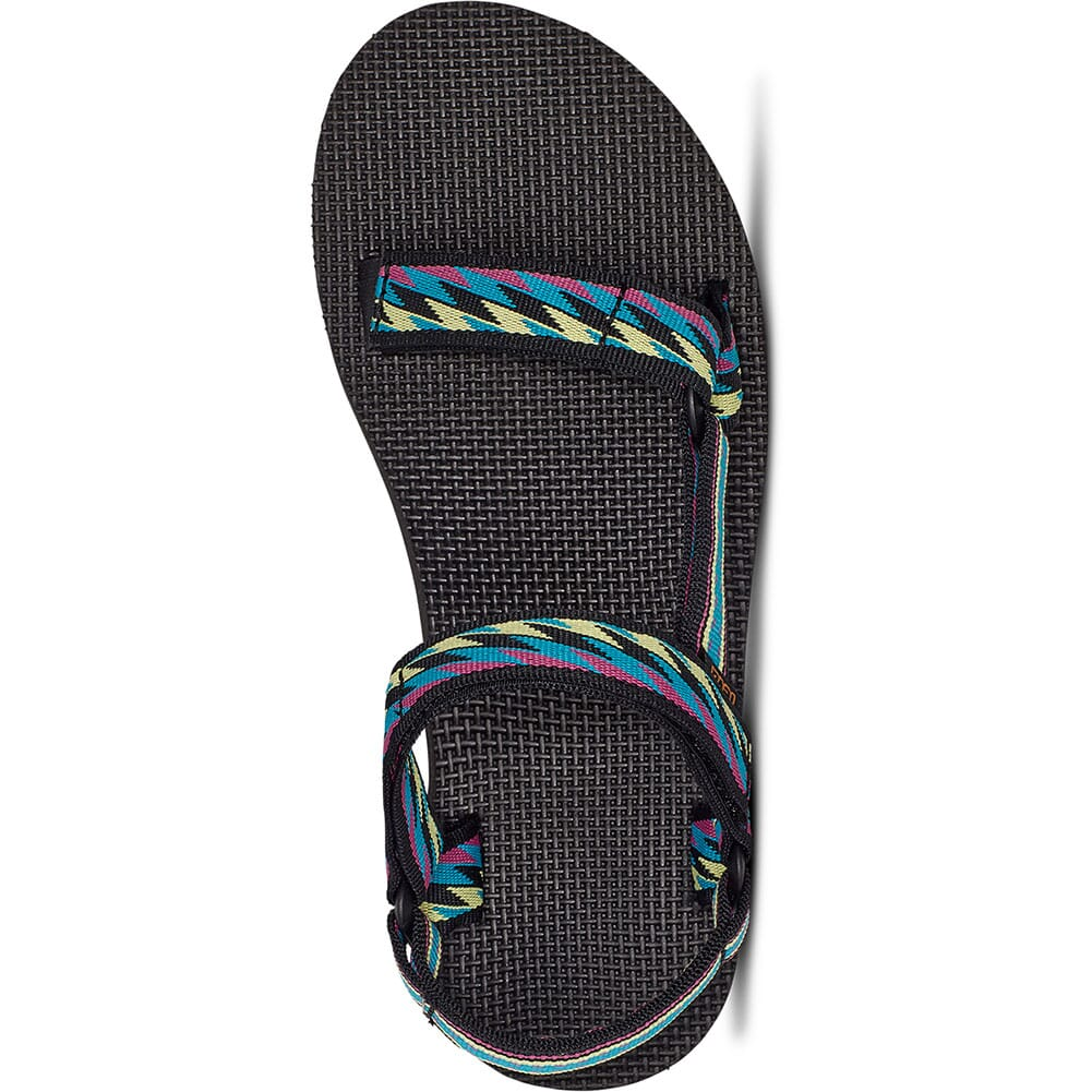 1090969-BTR Teva Women's Midform Universal Sandals - Bolt Retro