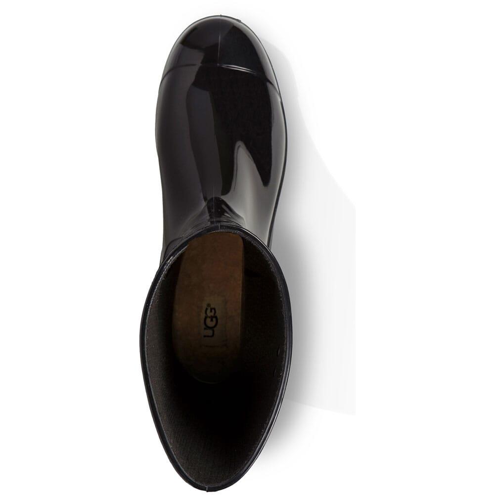1014452-BLK UGG Women's Sienna Rubber Boots - Black