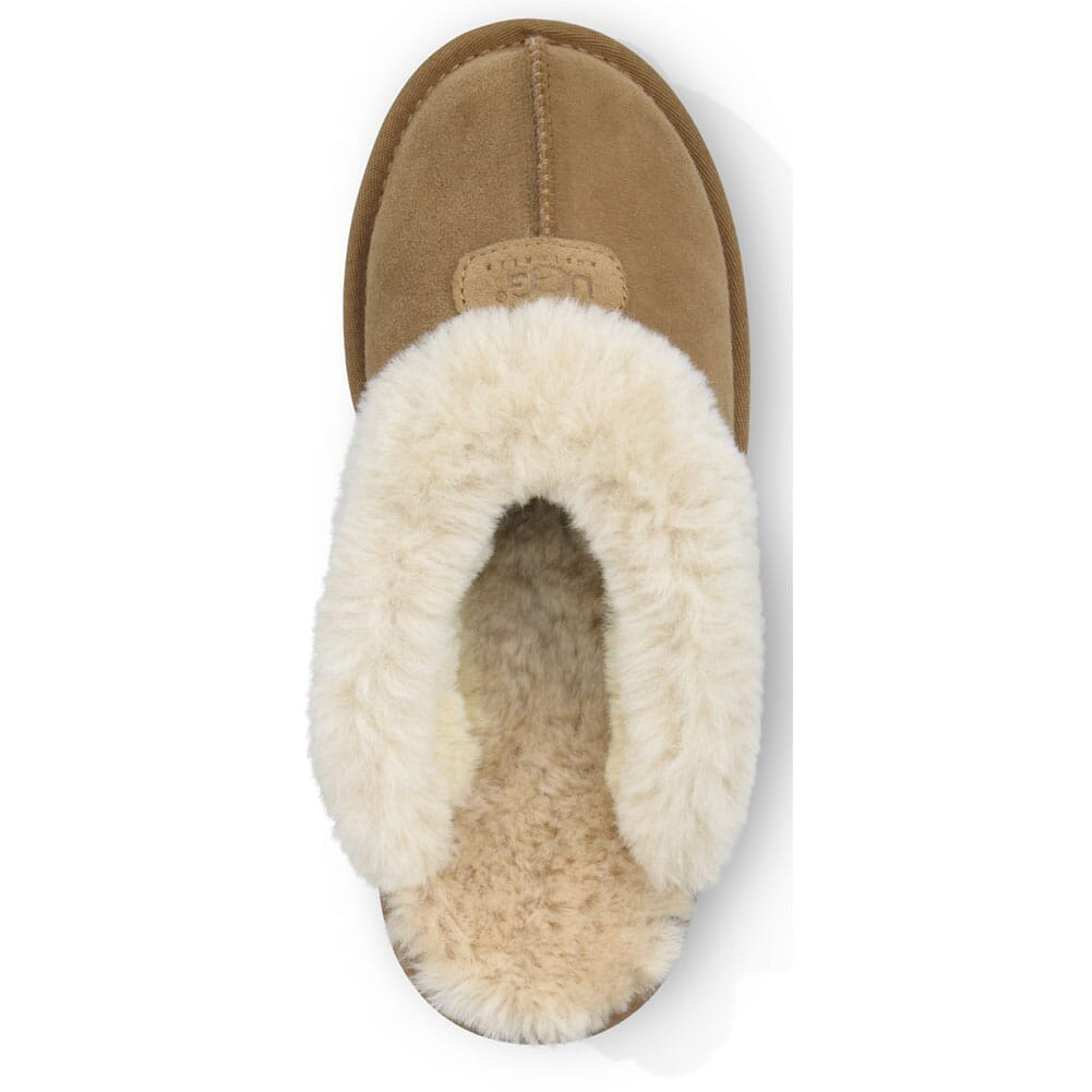 UGG Women's Coquette Casual Slippers - Chestnut