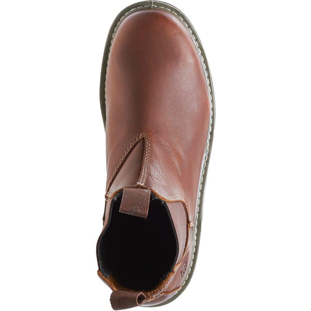 Wolverine Men's Raider EH Safety Boots - Brown