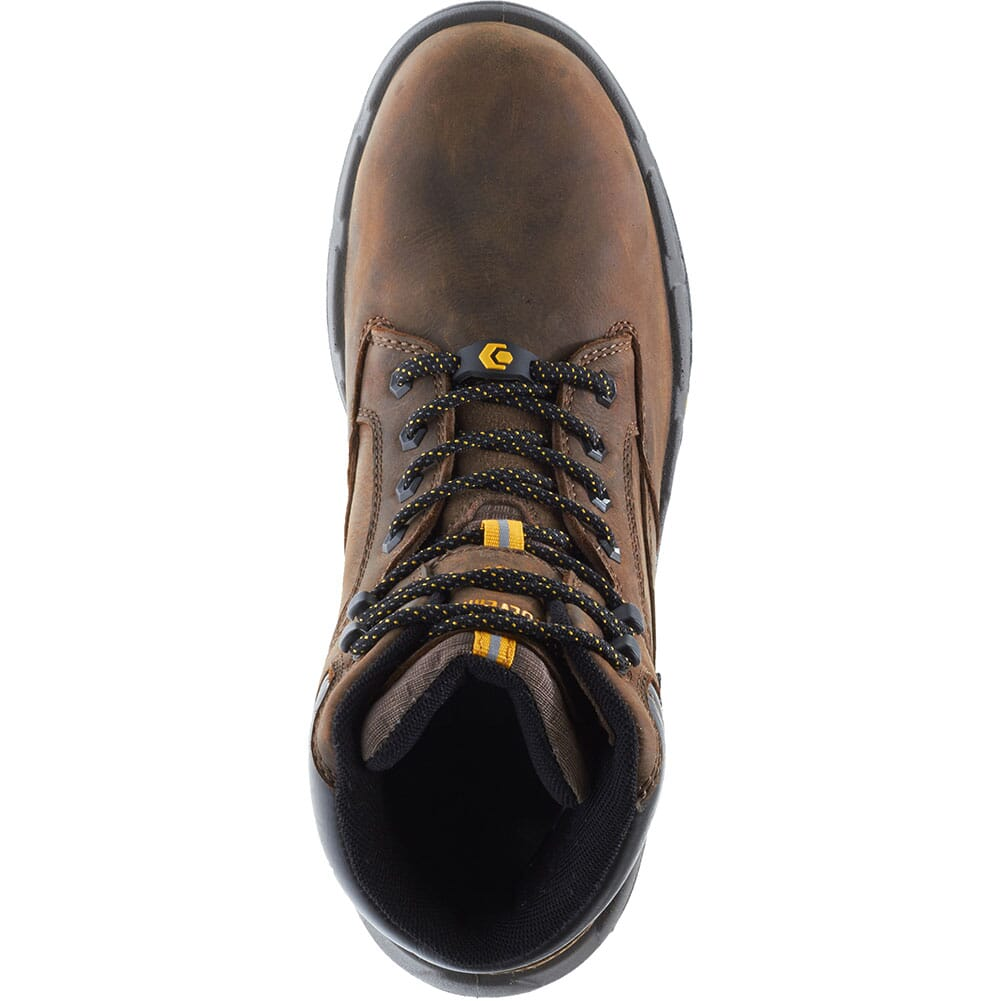 Wolverine Men's Legend LX Safety Boots - Brown