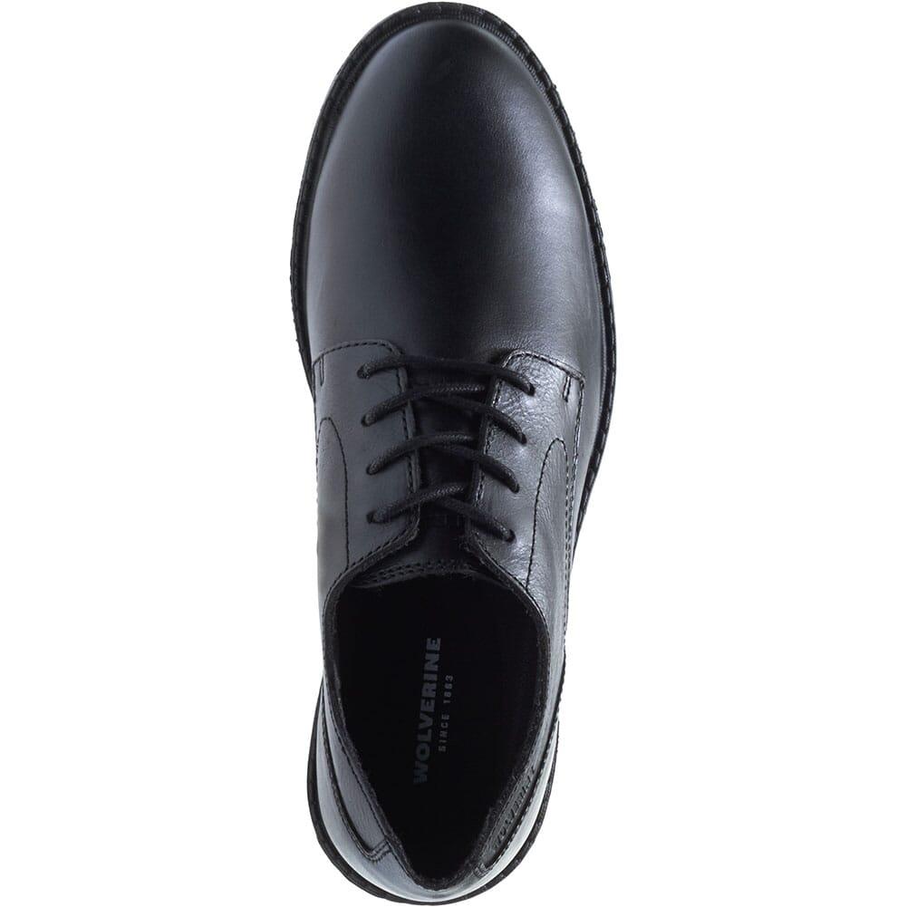 Wolverine Men's Bedford Safety Shoes - Black