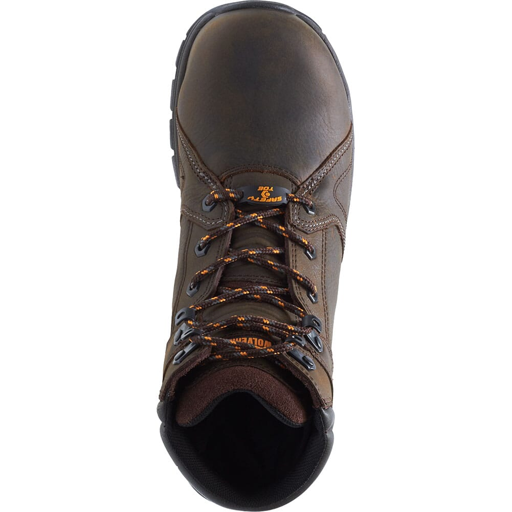 Wolverine Men's Contractor LX EPX Safety Boots - Brown