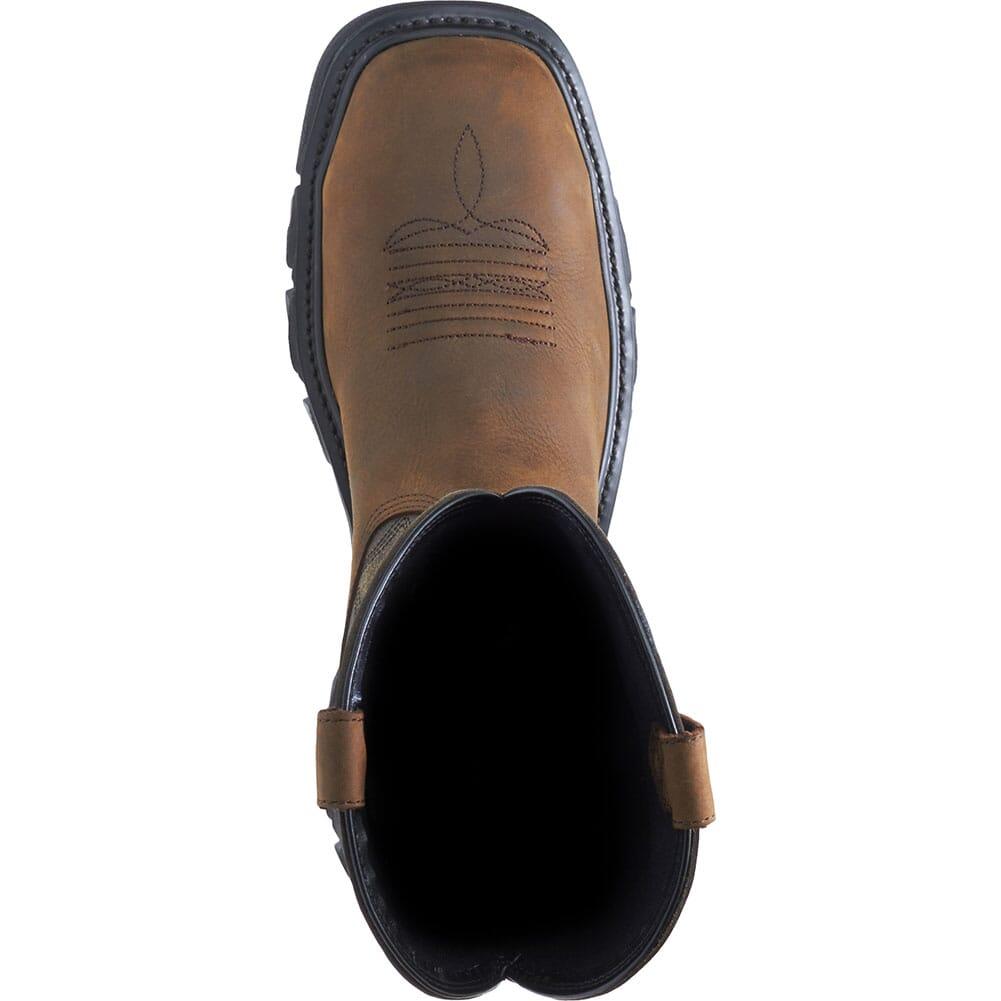 Wolverine Men's Ranch King WP Safety Boots - Dark Wheat