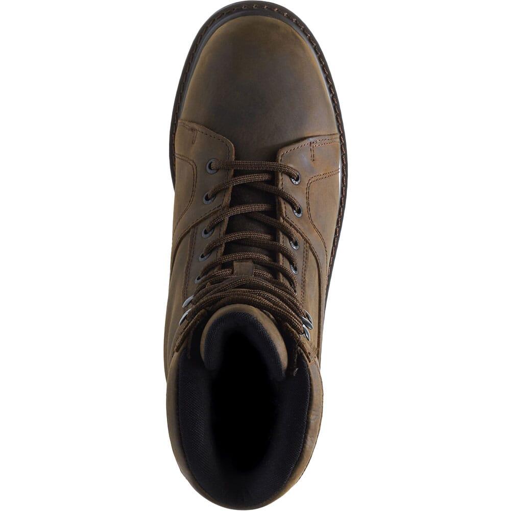 Wolverine Men's Blackhorn WP Safety Boots - Dark Coffee