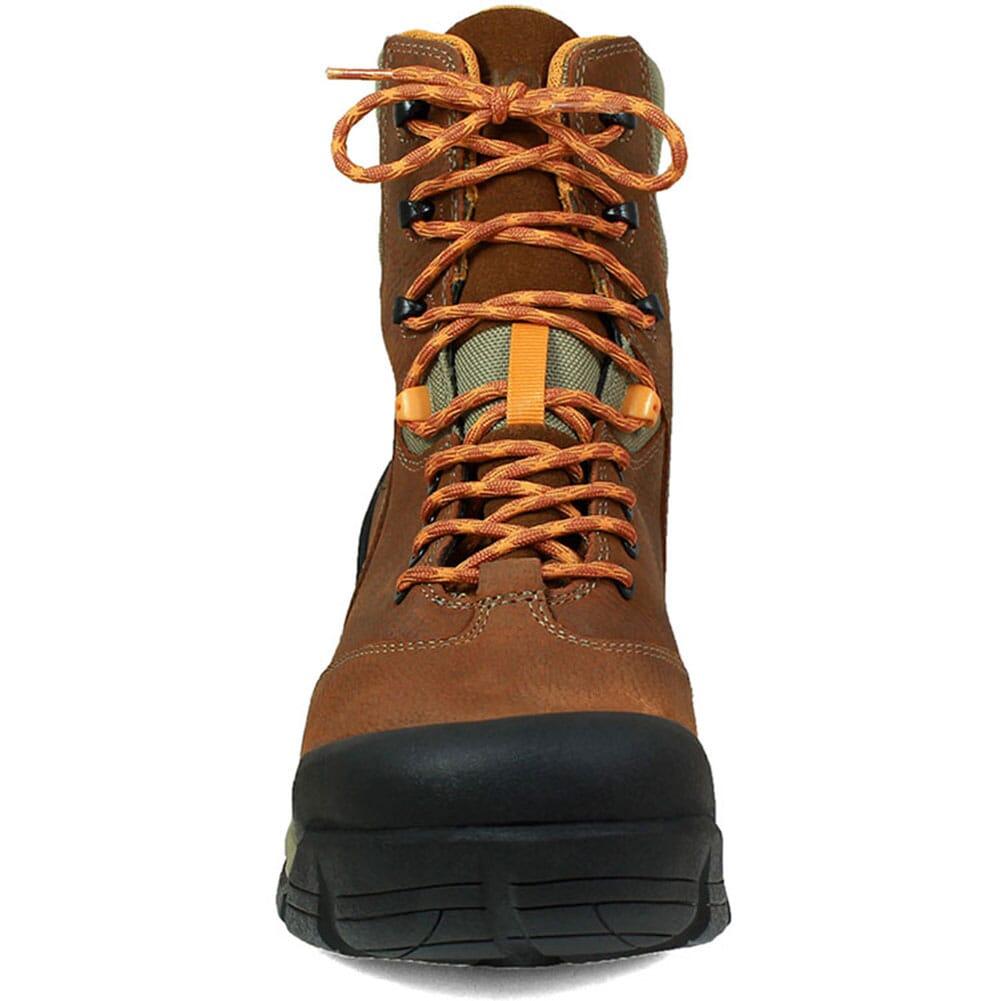 Bogs Men's Bedrock WP Safety Boots - Brown Multi