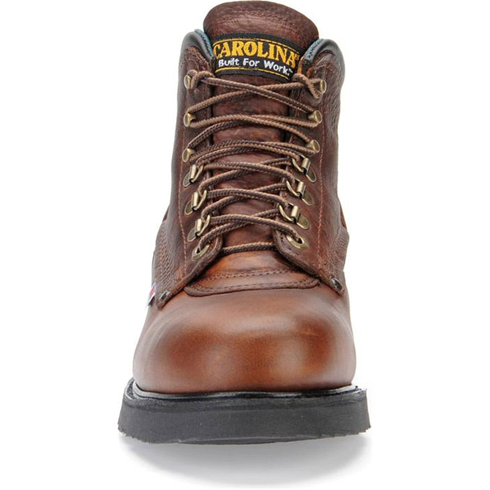 Carolina Men's Sarge Lo Safety Boots - Amber Gold