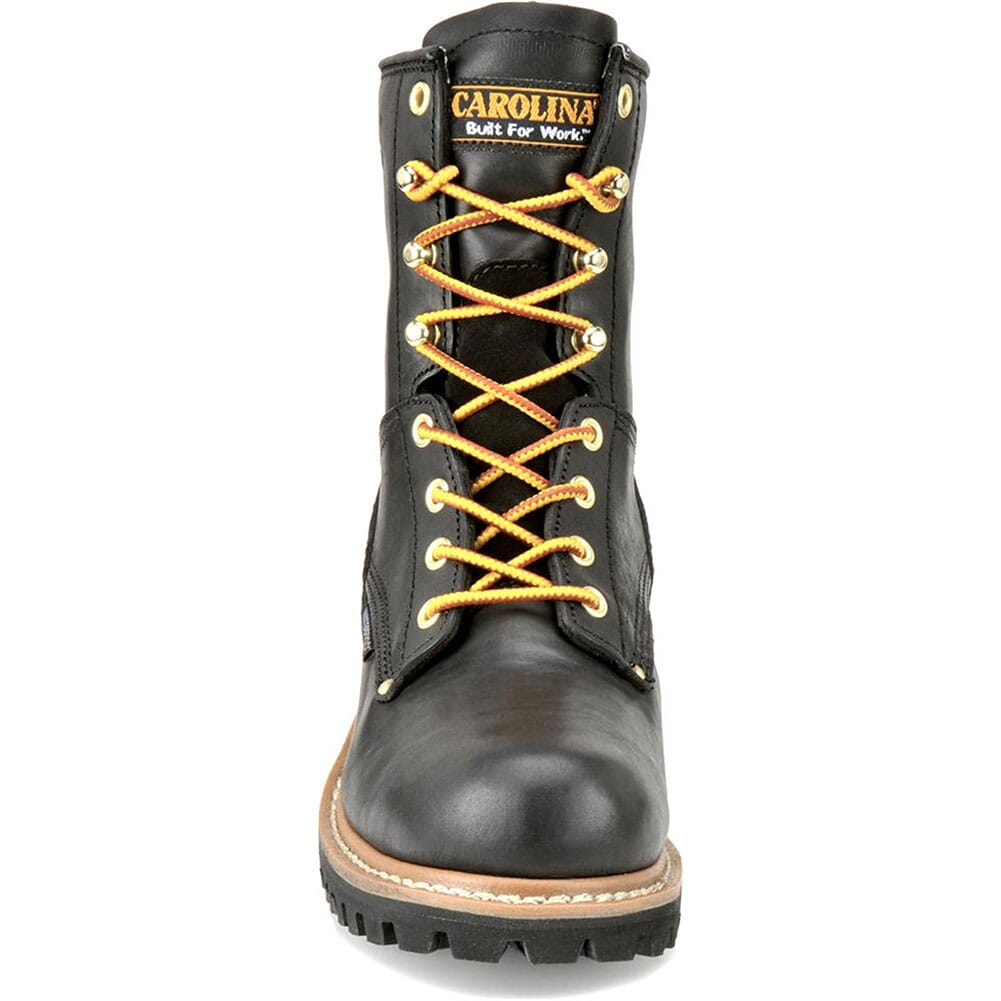 Carolina Women's Waterproof Safety Loggers - Black
