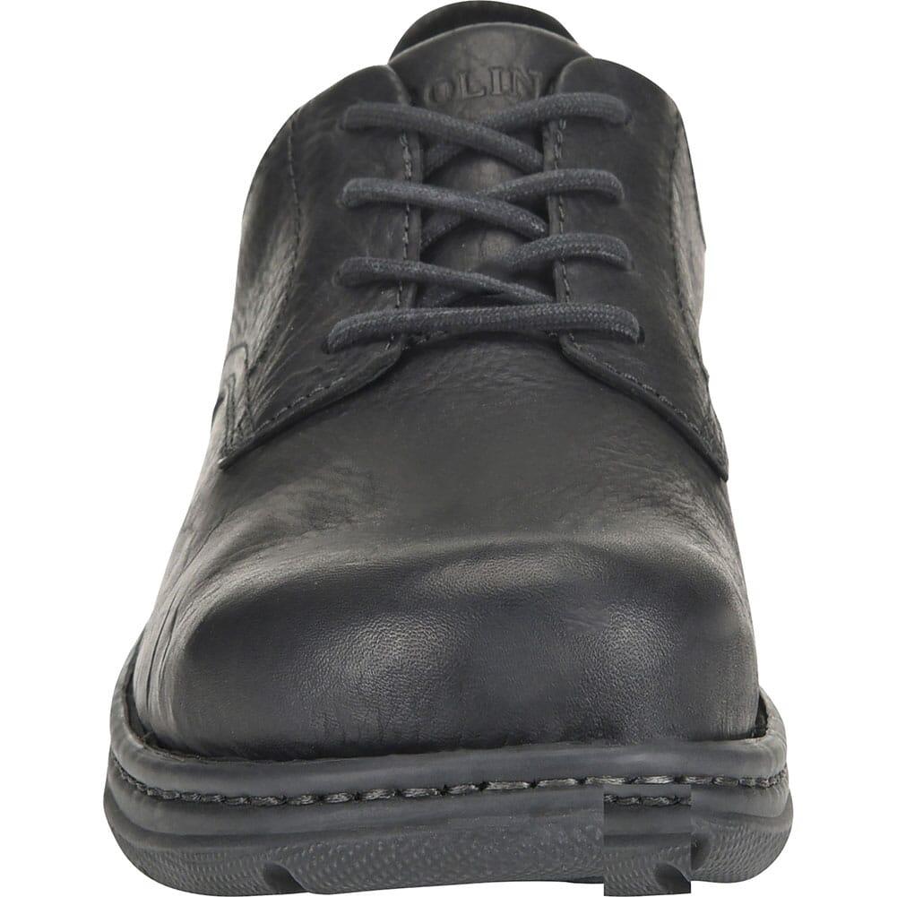 Carolina Men's BLVD ESD Safety Oxfords - Tully Black