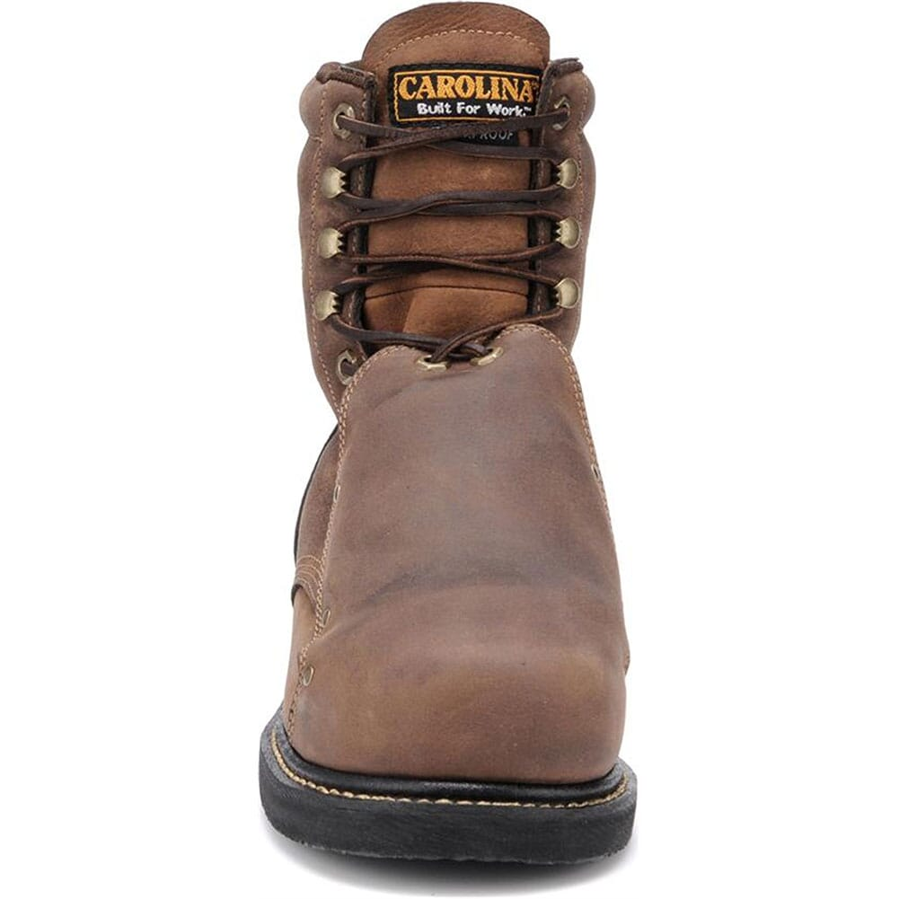 Carolina Men's MetGuard Safety Boots - Brown
