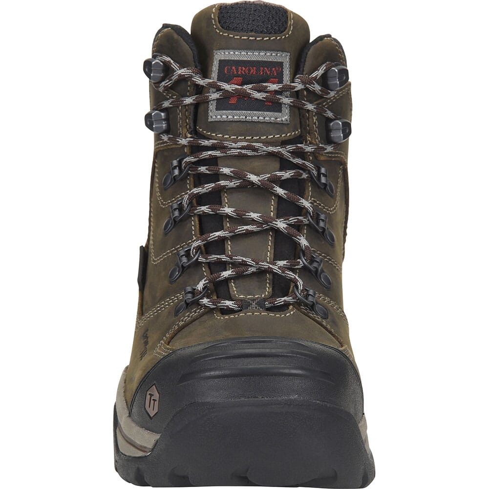 Carolina Men's Flagstone Safety Boots - Brown
