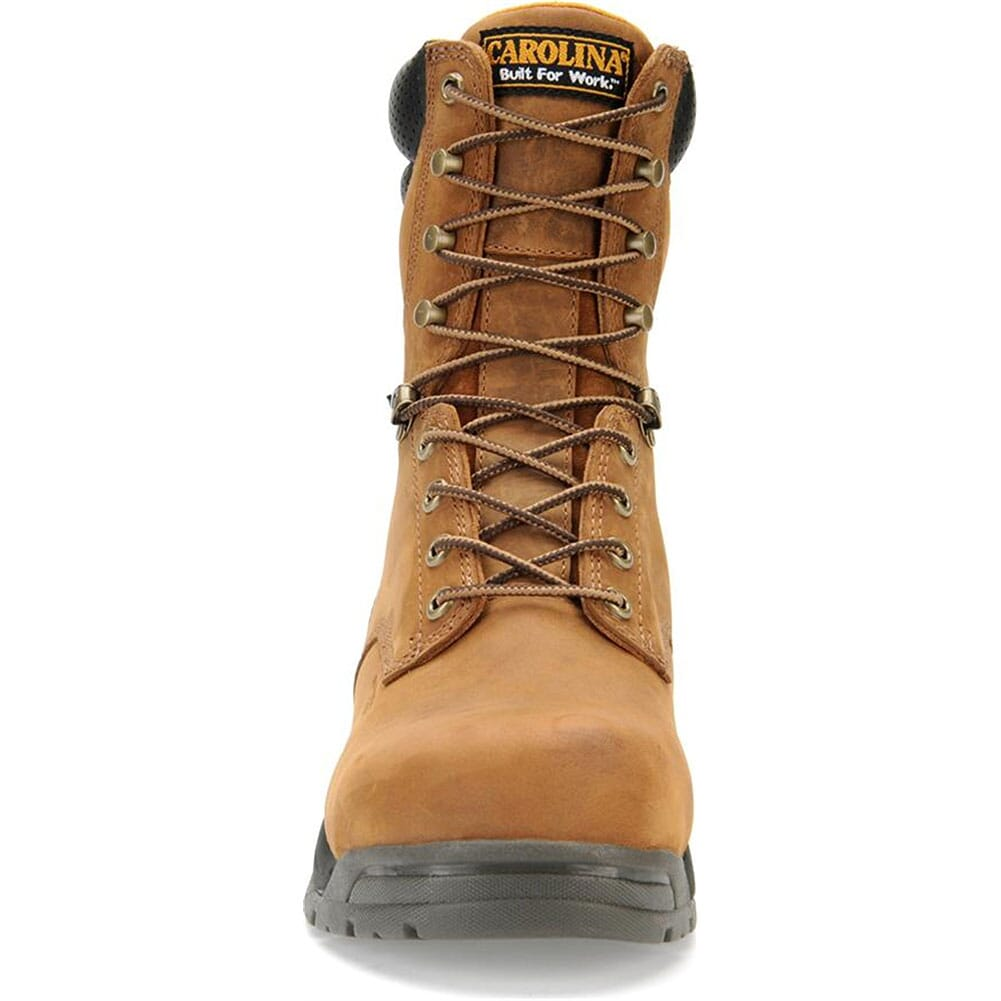 Carolina Men's WP Broad Toe Work Boots - Copper