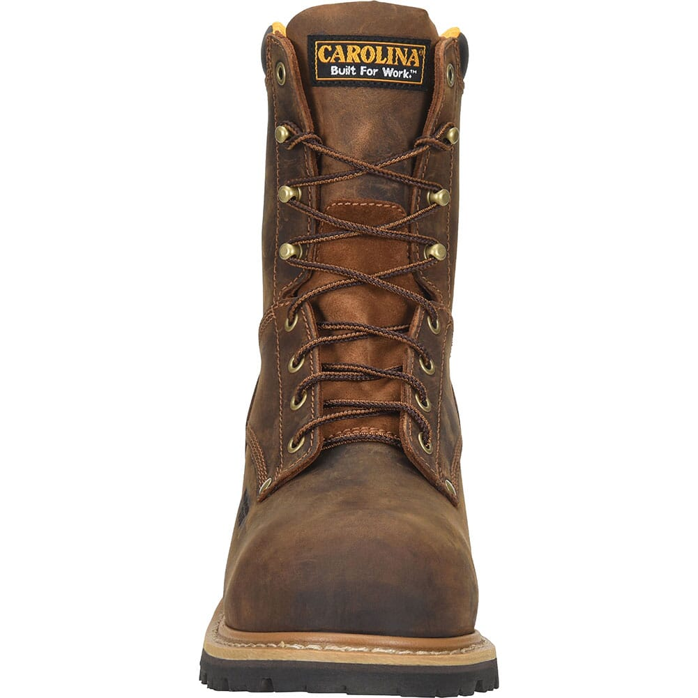 Carolina Men's Poplar Safety Boots - Dark Beige