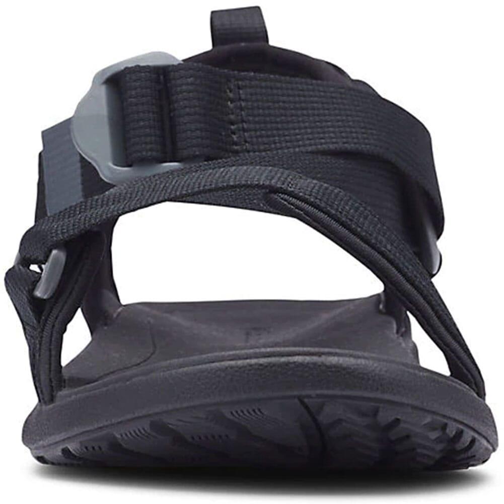 1889471-010 Columbia Men's TechLite Sandals - Black/Red Element