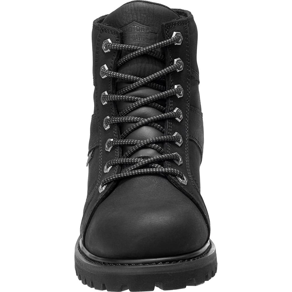 Harley Davidson Men's Lagarto Safety Boots - Black