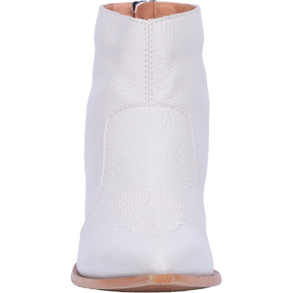 Dingo Women's Klanton Western Boots - Off White