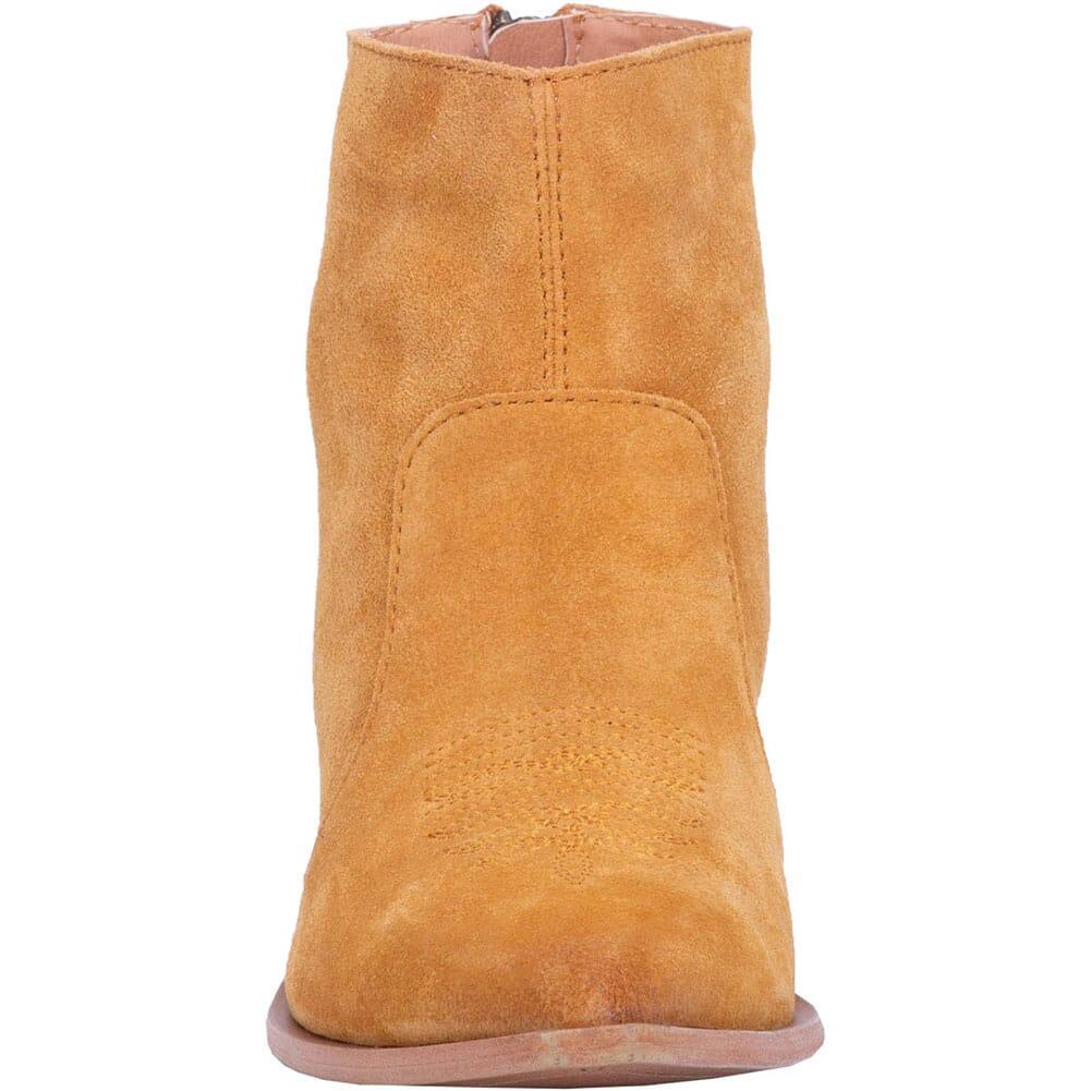 Dingo Women's Klanton Western Boots - Mustard