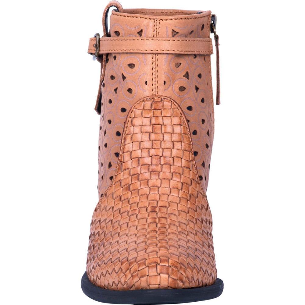 Dingo Women's Be Famous Casual Boots - Tan