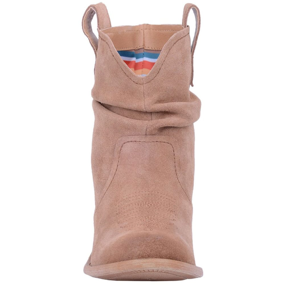 Dingo Women's Jackpot Casual Boots - Dark Tan