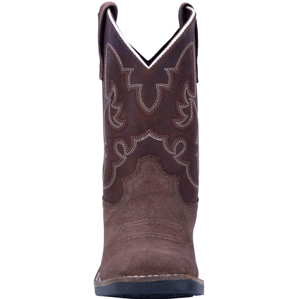 Dan Post Youth Davie Western Boots - Brown
