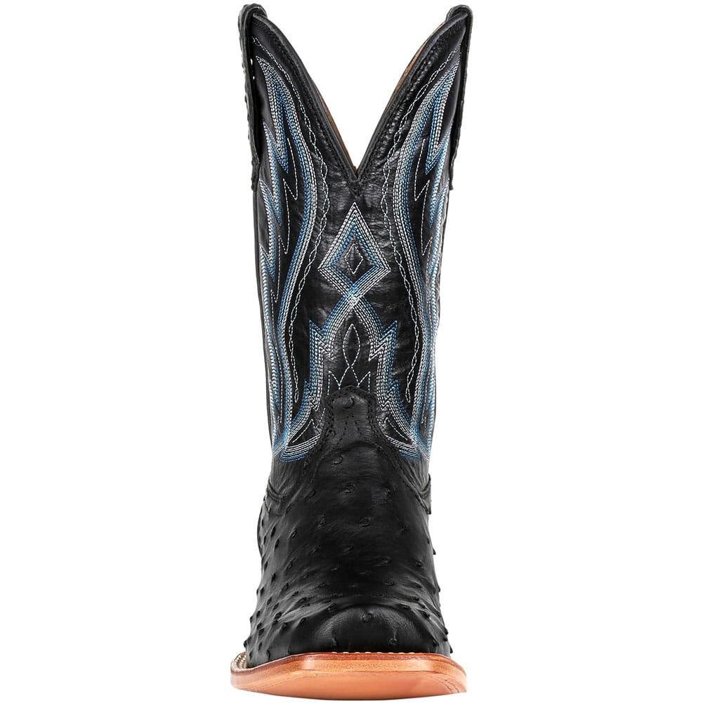 DDB0275 Durango Men's Premium Exotic Western Boots - Midnight