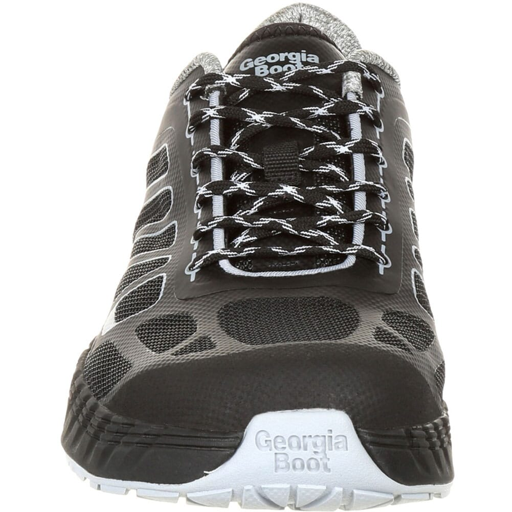 Georgia Men's REFLX EH Safety Shoes - Black/Grey