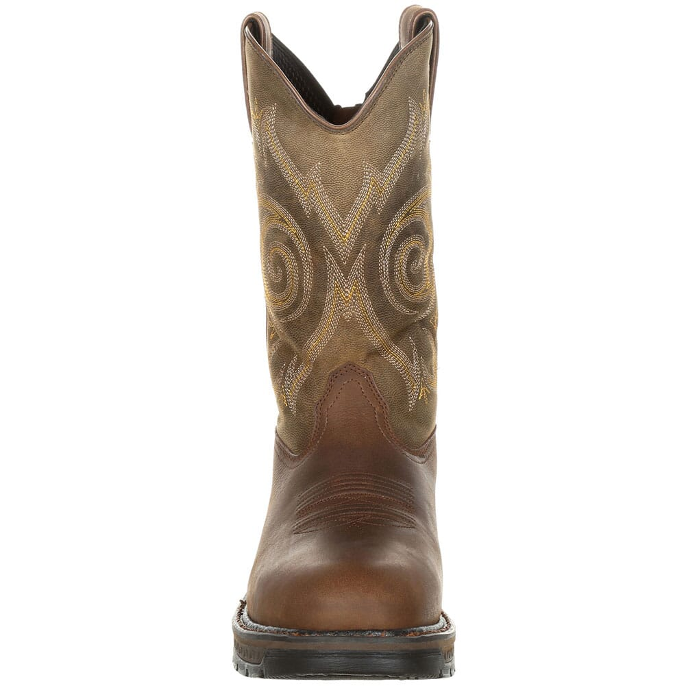 Georgia Men's Carbo-Tec LT Work Boots - Brown