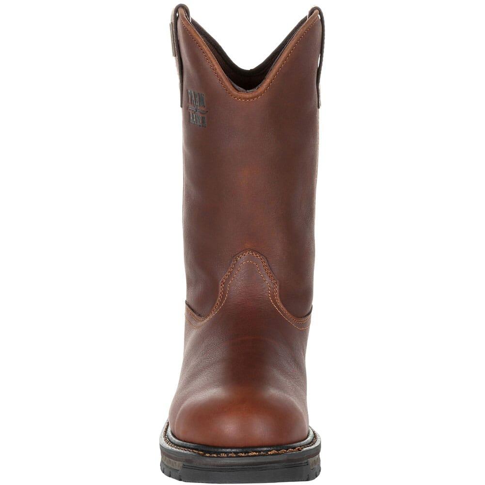 Georgia Men's Carbo-Tec LT WP Work Boots - Brown