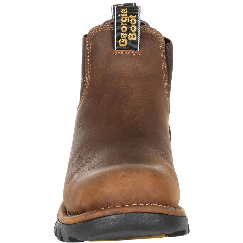 Georgia Men's Eagle One WP Work Boots - Brown