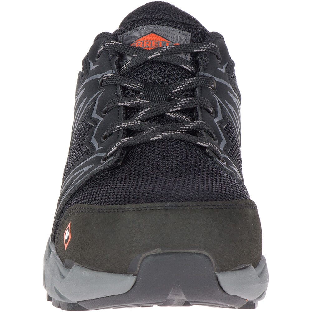 Merrell Women's Fullbench Superlite Safety Shoes - Black
