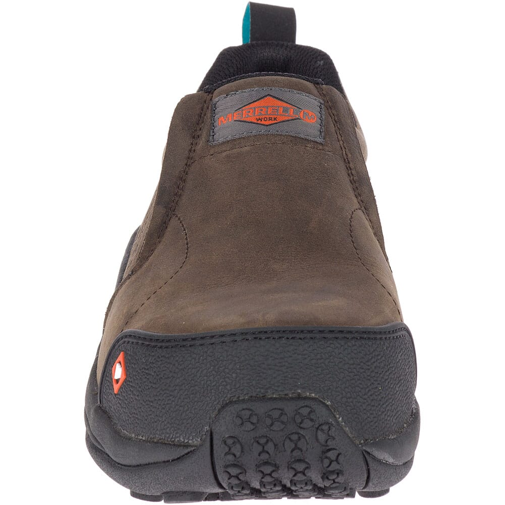 Merrell Women's Jungle Moc ESD Safety Shoes - Espresso