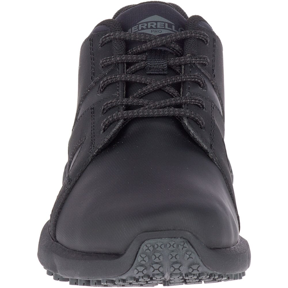 Merrell Women's ISIX8 PRO Work Shoes - Black