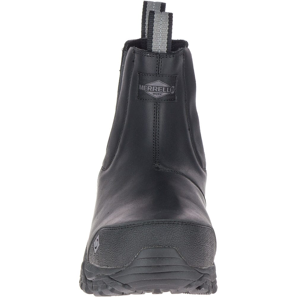Merrell Men's Moab Rover Safety Boots - Black