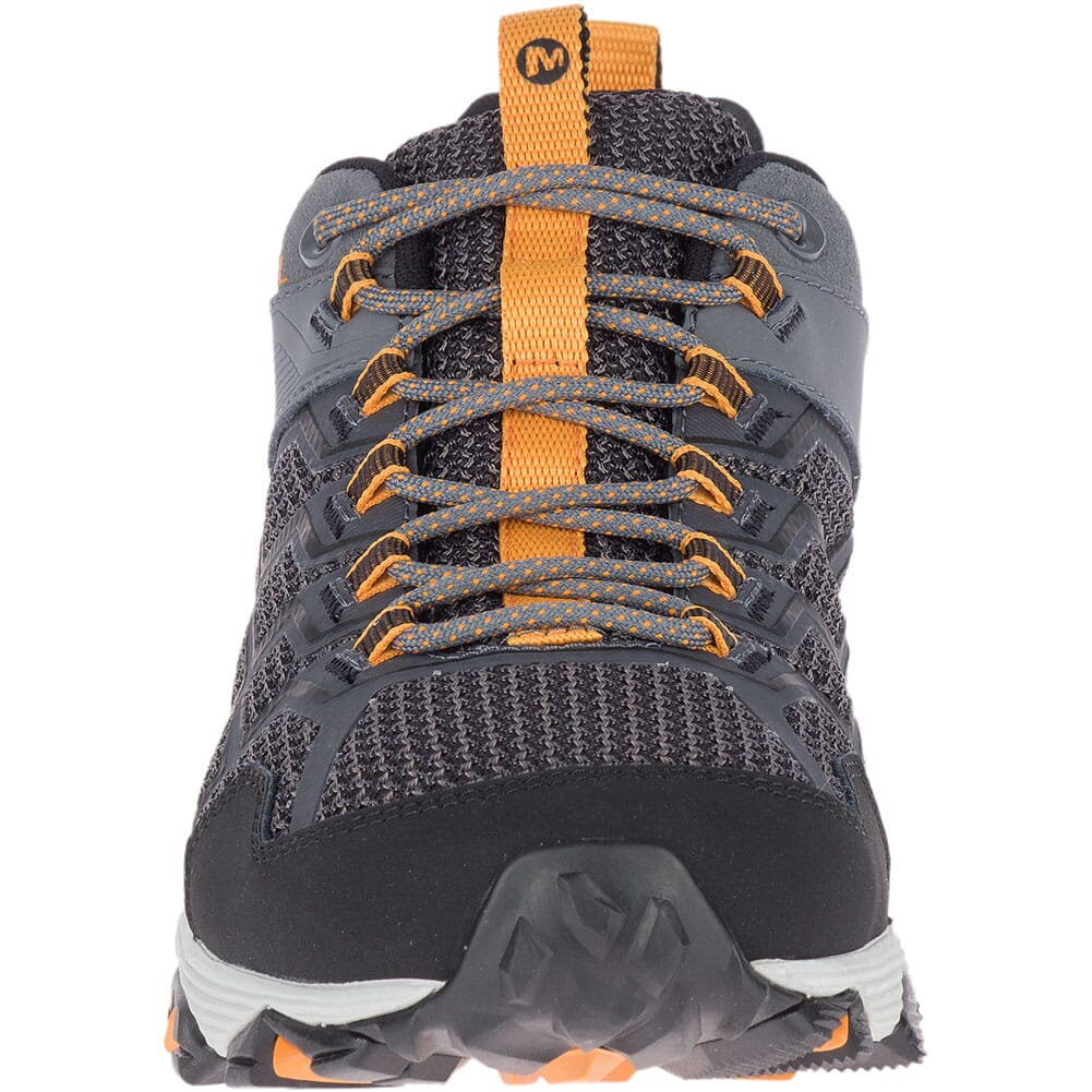 Merrell Men's Moab FST 2 Hiking Shoes - Castle/Flame