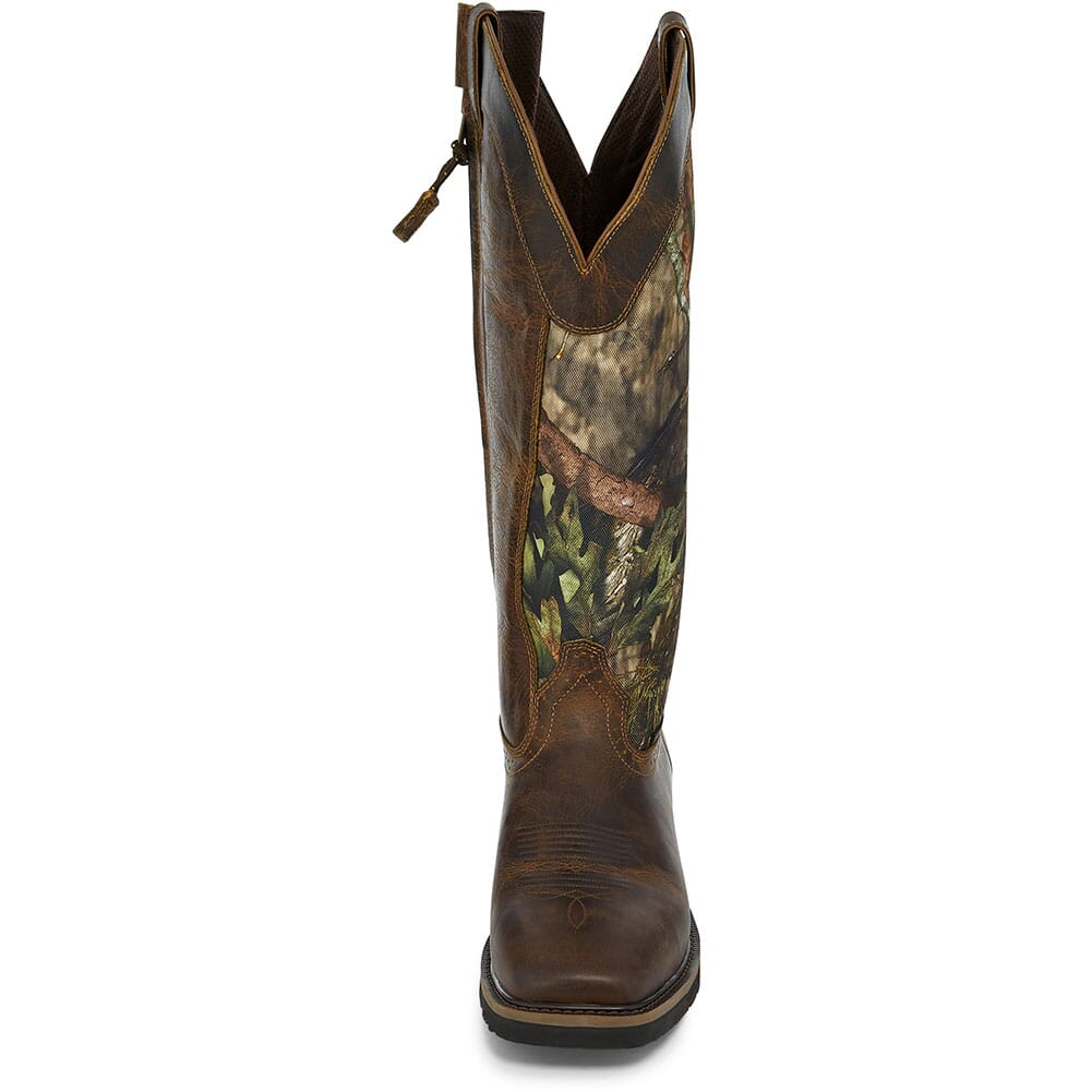 Justin Original Men's Shrublands Hunting Boots - Mossy Oak