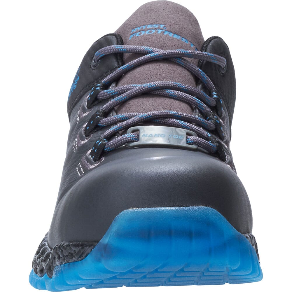 Hytest Women's Footrests 2.0 XERGY Safety Boots - Grey
