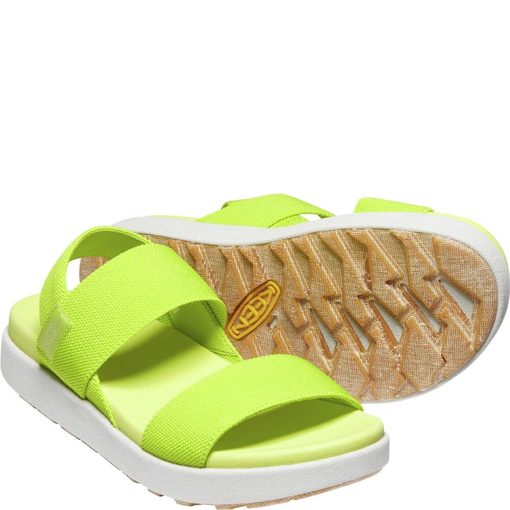 1024715 KEEN Women's Elle Backstrap Sandals - Evening Primrose/Vapor